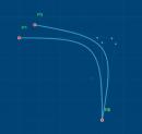 rotate((object1,object2,...),point,angle,(newobject1,newobject2))
