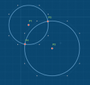 compass(point1,angle1,point2,angle2,side)