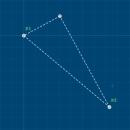 adjacent (point1,point2,length,side)