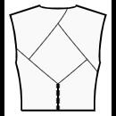 Origami back