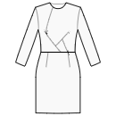 Creative dresses with set-in sleeves
